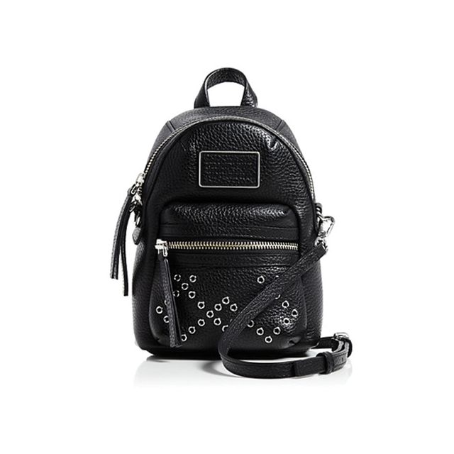 Marc by Marc Jacobs Domo Biker Grommet Mini Backpack Crossbody - Bloomingdale's Exclusive