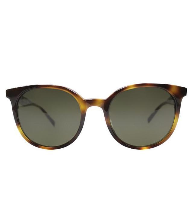 Céline Havana Plastic Sunglasses Grey Lens