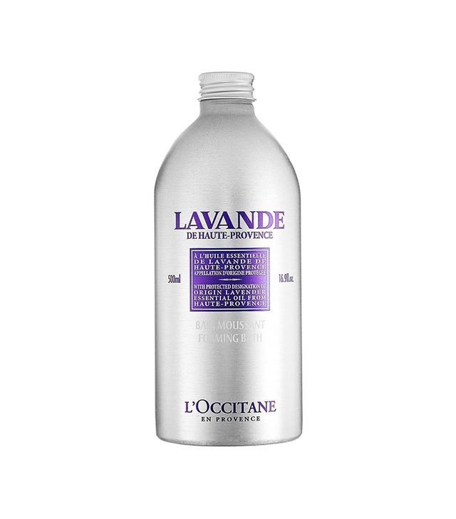 L'Occitane Lavender Harvest Foaming Bath
