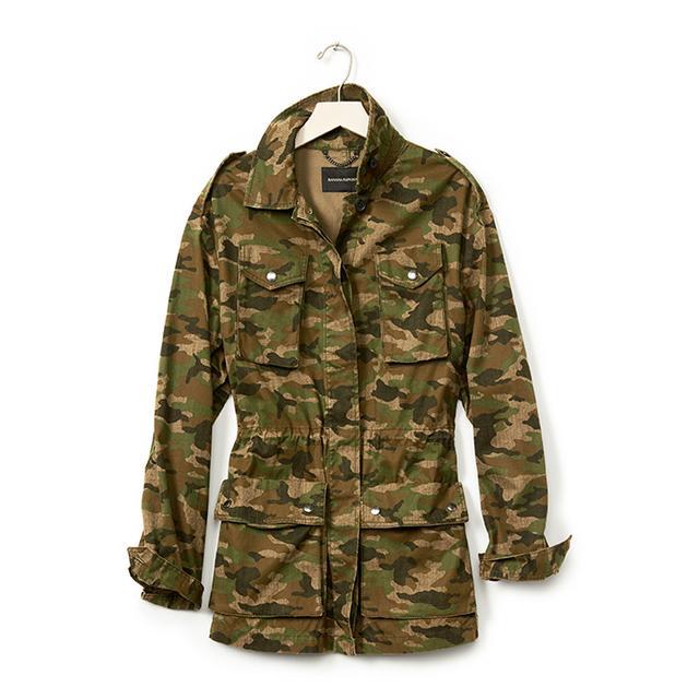 Banana Republic, Camo Military Jacket Camo Military Jacket