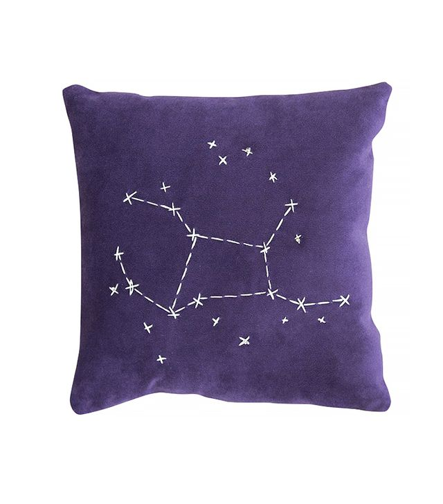 Catherine Star Sign Pillow