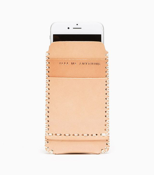 Draught Dry Goods Phone Carry No. 01 Foil Stamp