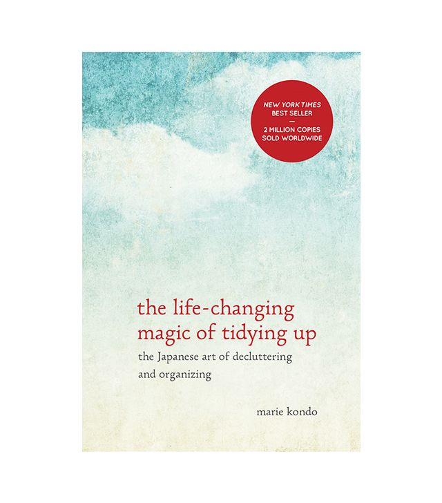 Marie Kondo The Life-Changing Magic of Tidying Up