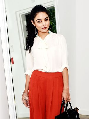 Vanessa Hudgens Inspires Our Workweek Wardrobe