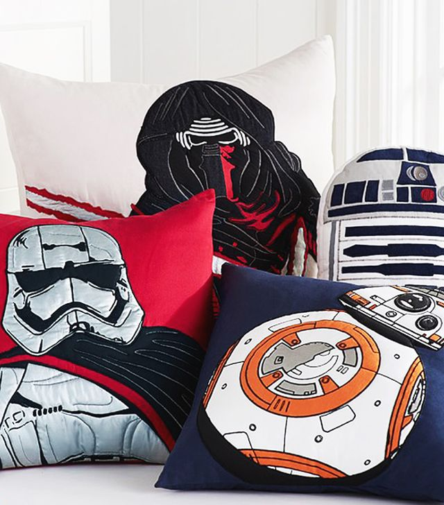 Pottery Barn Kids Star Wars Decorative Pillows