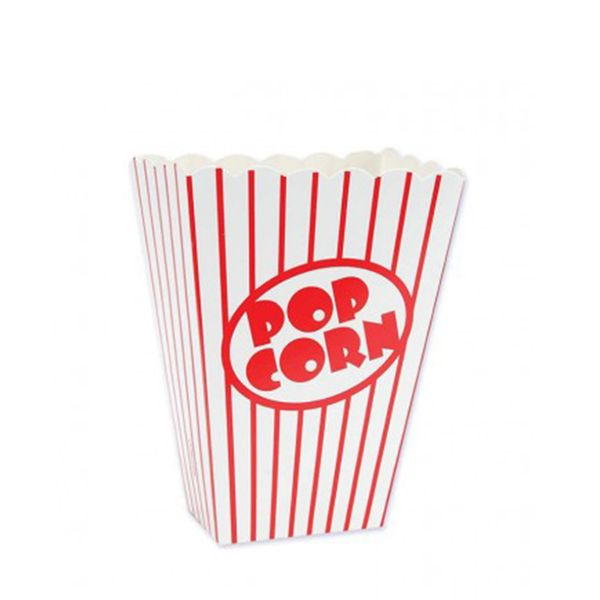 Cute Tape Small Popcorn Boxes