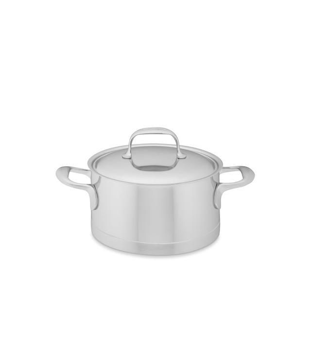 Demeyere Atlantis Stainless-Steel Sauce Pots