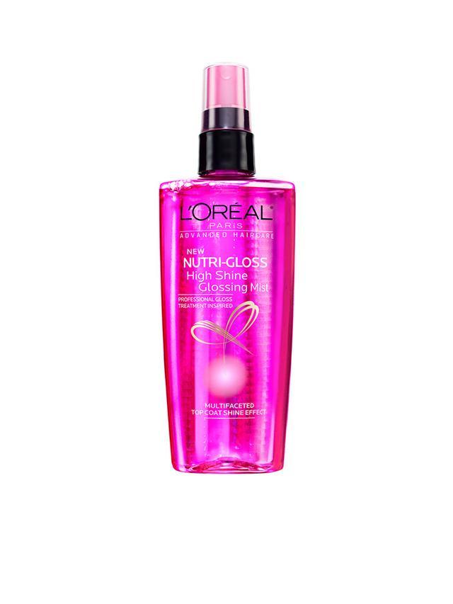 L'Oréal Paris Advanced Haircare Nutri-Gloss High Shine Glossing Mist