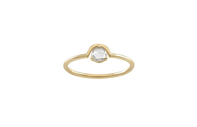 WWAKE Single Nested Diamond Ring