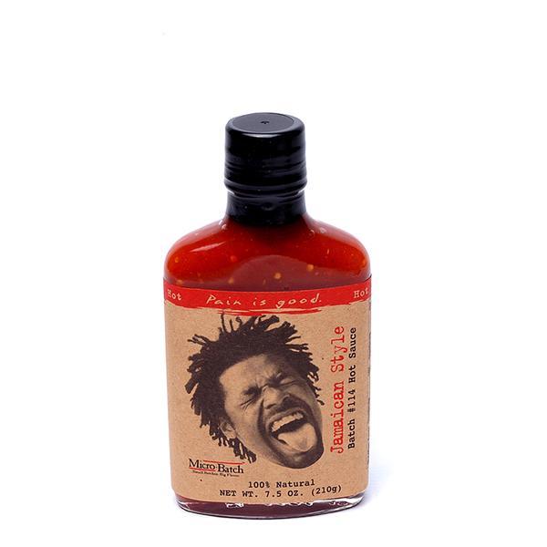 Original Juan Pain Is Good Hot Sauce