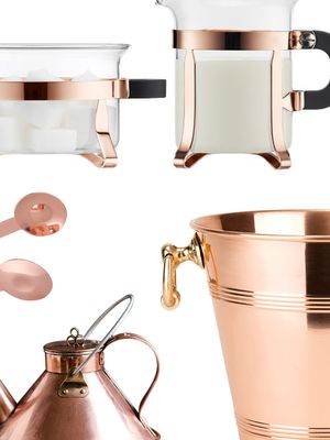 9 Chic Copper Accents for Your Kitchen