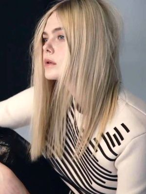 Elle Fanning on the 2 Items She Wants for Fall