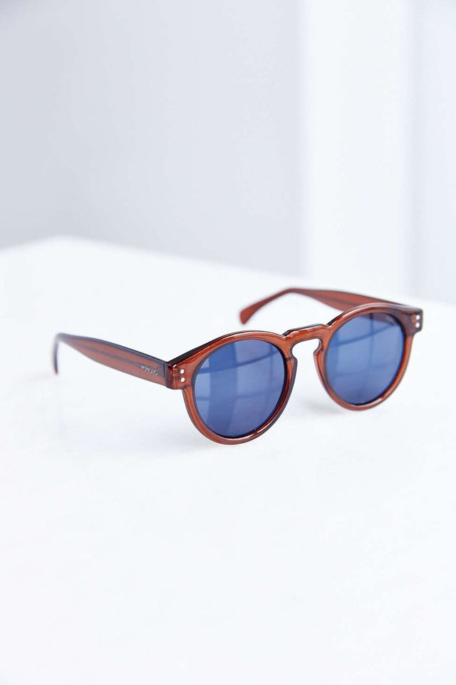 Komono The Metal Series Clement Sunglasses