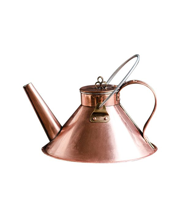 Kaufmann Mercantile Handmade Copper Tea Kettle