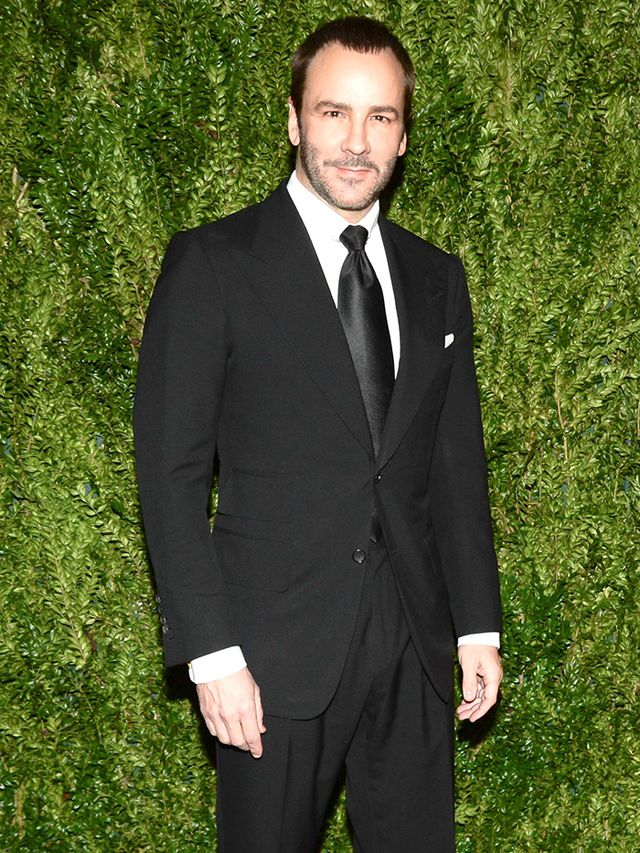 Tom Ford Will Not Be Showing at London Fashion Week