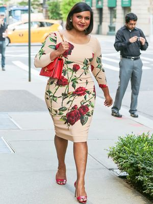 Mindy Kaling's Personal Style Tip Is Genius