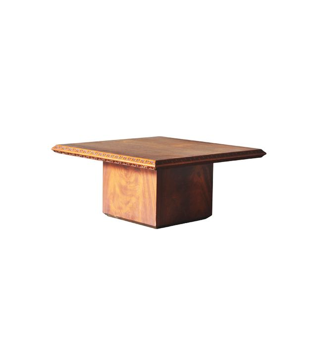 Frank Lloyd Wright 1950s Taliesin Side Table