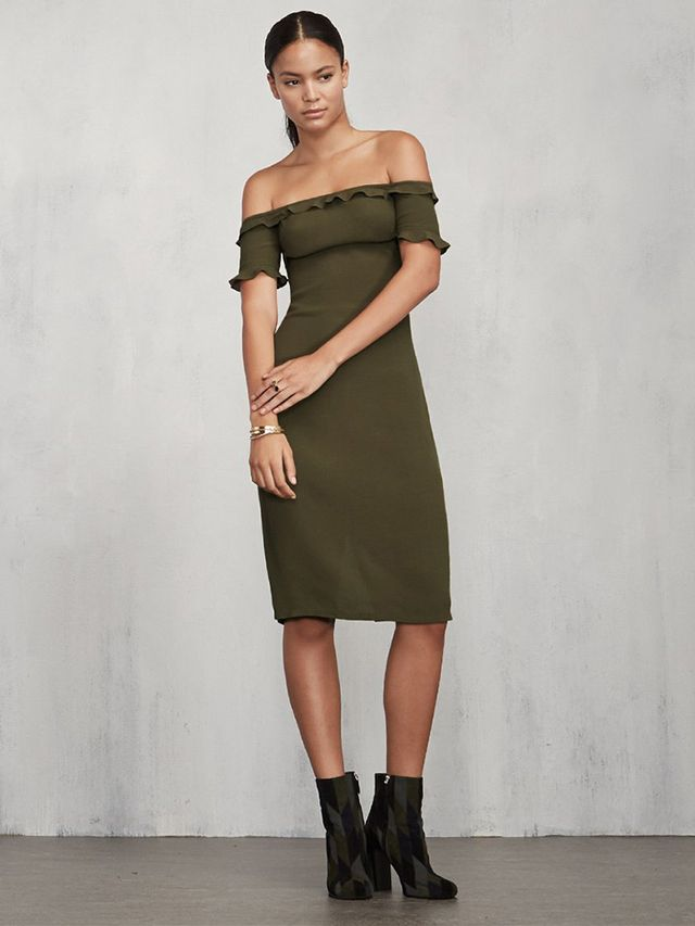 Reformation Antonia Dress