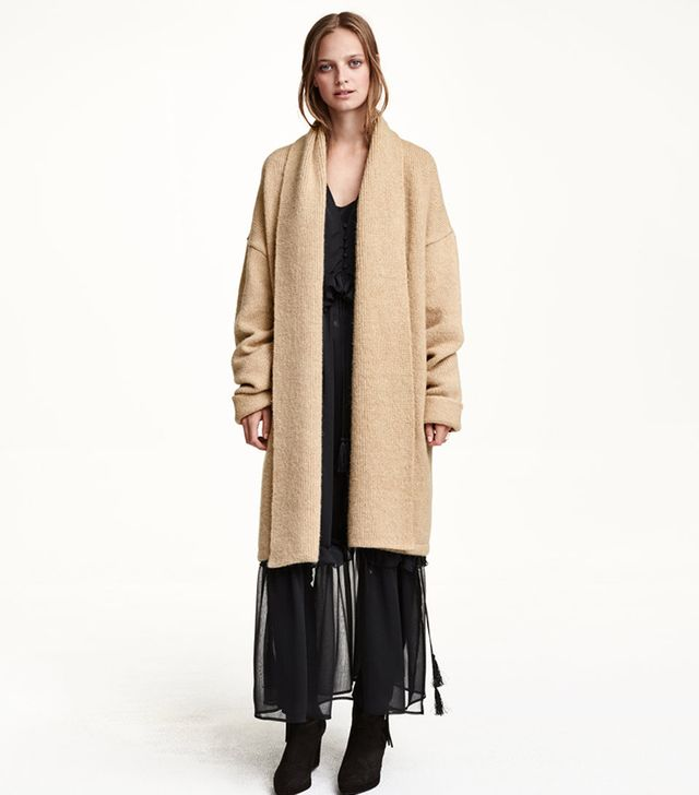 H&M Wool-Bend Cardigan