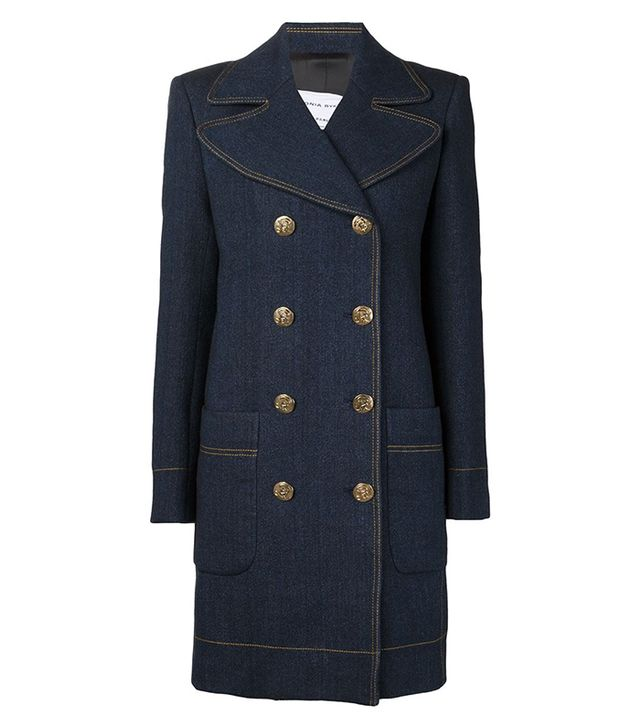 Sonia Rykiel Denim Coat
