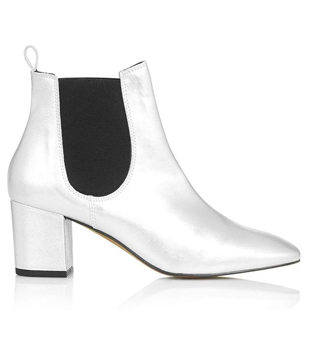 Topshop Mary Chelsea Boots