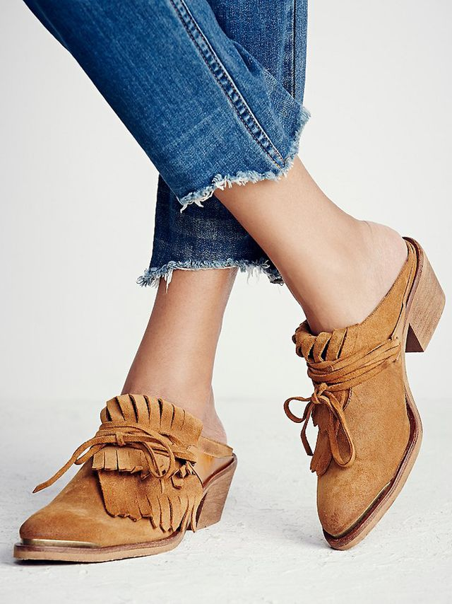 Sixty Seven + Free People Rancho Mules