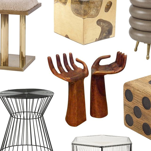 8 Glamorous Stools for a Rock-Star Vibe