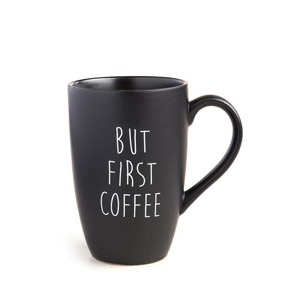 Cost Plus World Market But First Mugs