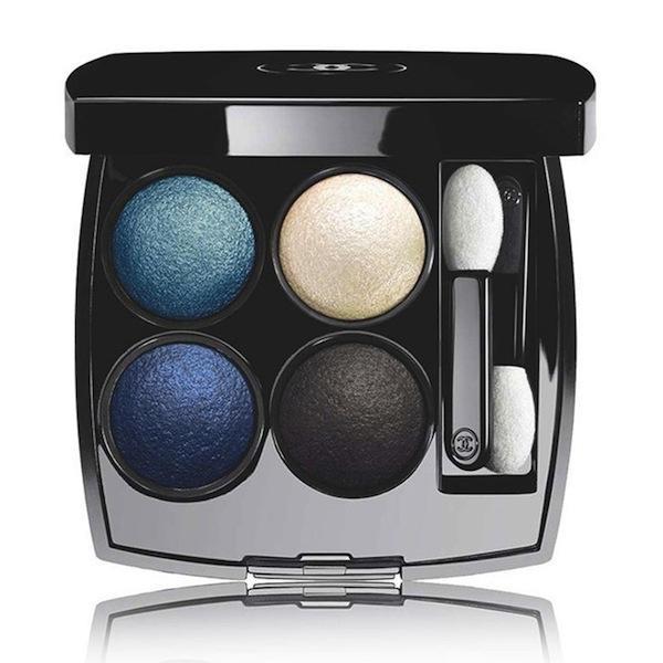 Chanel Blue Rhythm Les 4 Ombres Multi-Effect Quadra Eyeshadow