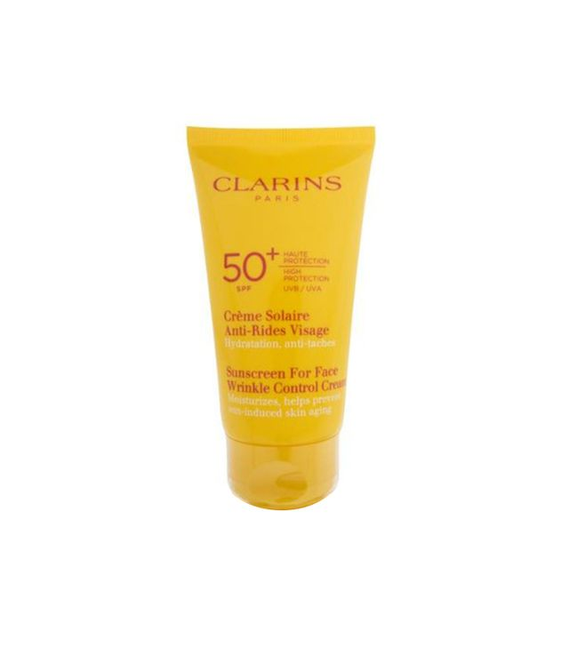 Clarins Sunscreen SPF 50+