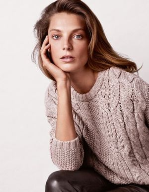 You Won't Believe Daria Werbowy's New Cover for The Last Magazine