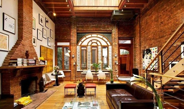 Measuring a generous 22 feet wide by 97 feet deep, the entire Greenwich Village residence comes in at nearly 6000 feet and offers its buyer the opportunity to create one massive single-family...