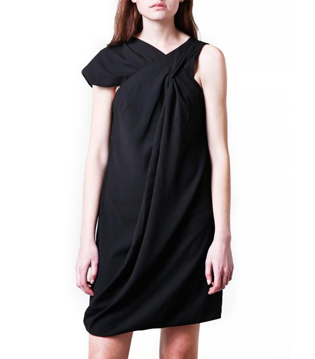 Pauline Ning Side Loop Dress