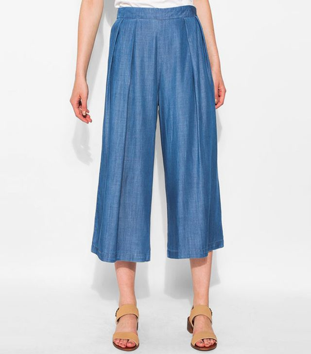 Article& Chambray Culottes
