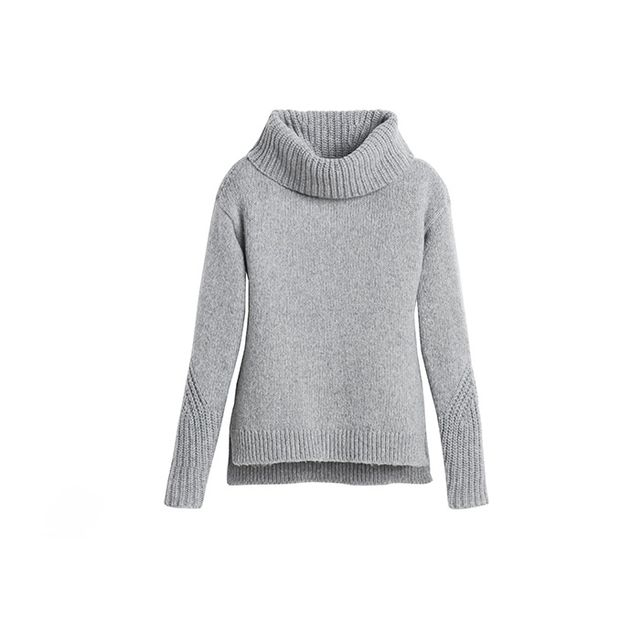White House Black Market Cosy Turtleneck Sweater
