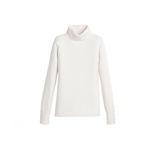 White House Black Market, Long Sleeve Turtleneck Long Sleeve Turtleneck