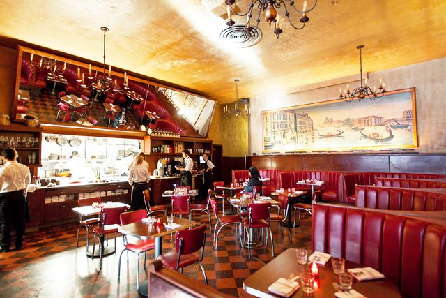 Tosca Café