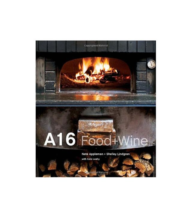 Nate Appelman and Shelley Lindgren A16: Food + Wine
