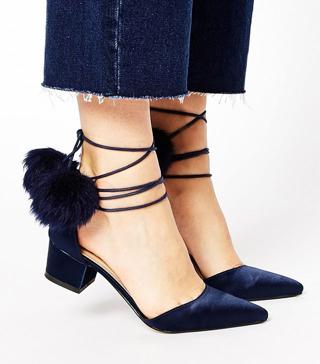 ASOS Say You Will Pointed Heels