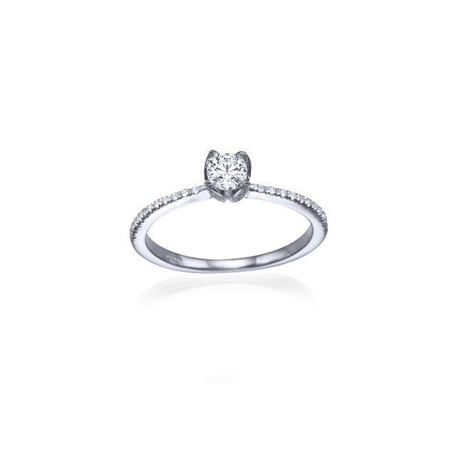 Shiree Odiz Aster Diamond Ring