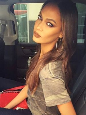 Exclusive: Joan Smalls on Perfecting the Fashion Statement