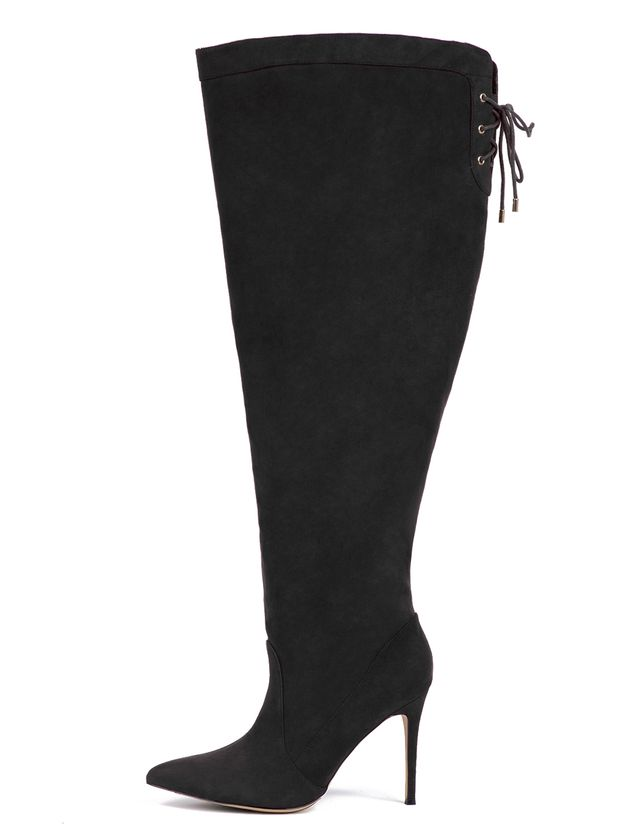 Eloquii Luella Over-the-Knee Boots