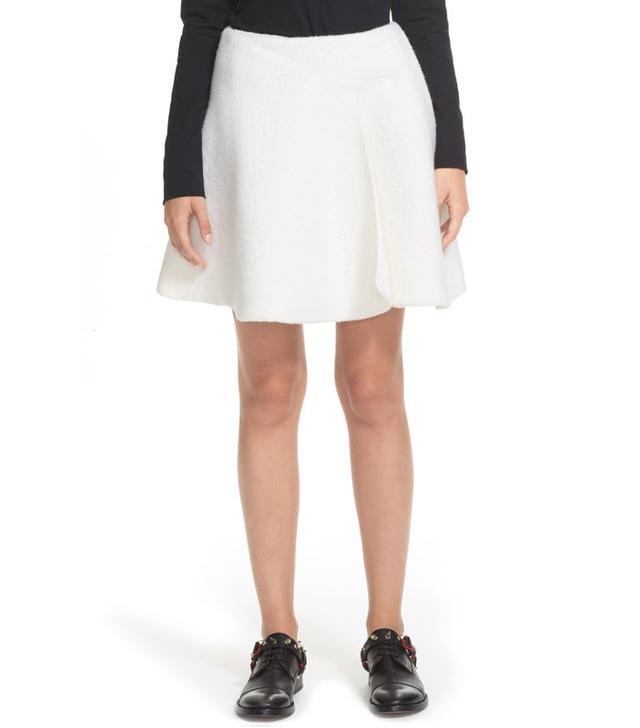 Acne Studios Perla Boiled Full Skirt