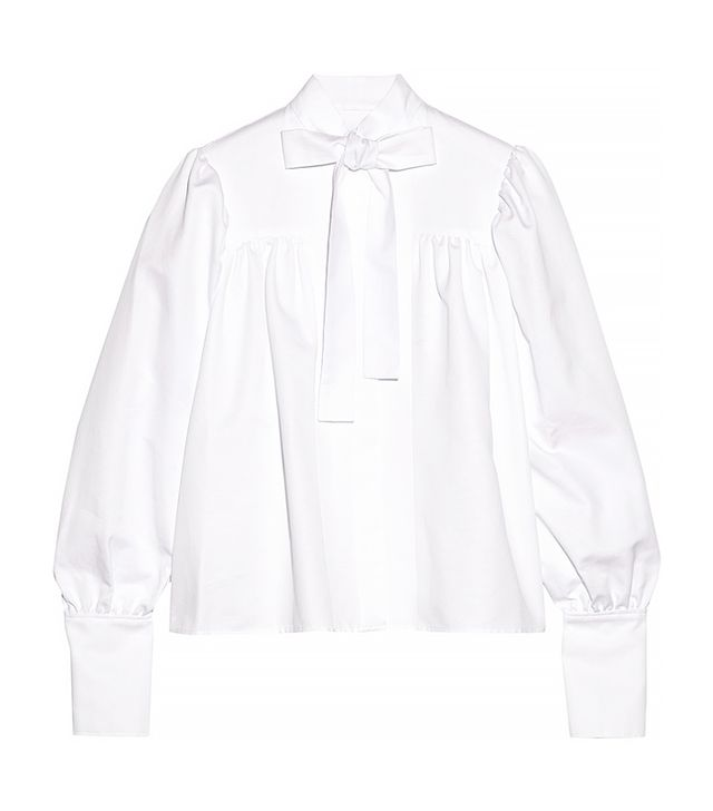 J.W.Anderson Pussy-Bow Blouse