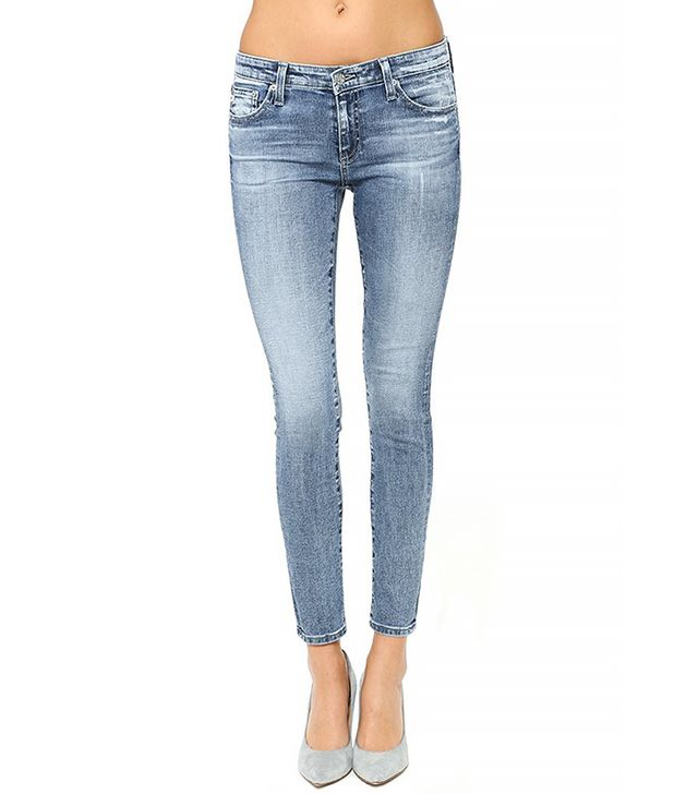 AG The Legging Ankle 18 Years Fossil Jeans