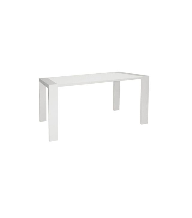 Domitalia White Dining Table