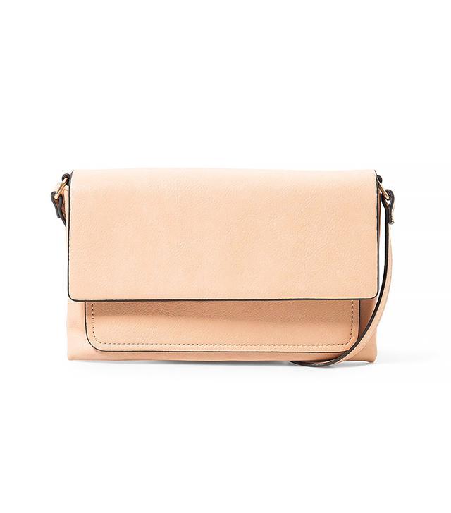 Mango Flap Cross-Body Bag