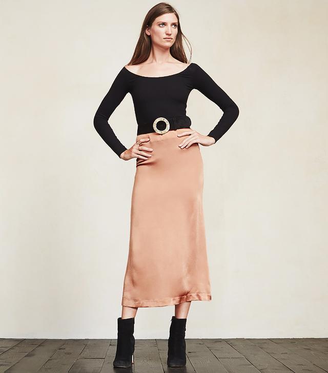 Reformation Debbie Skirt