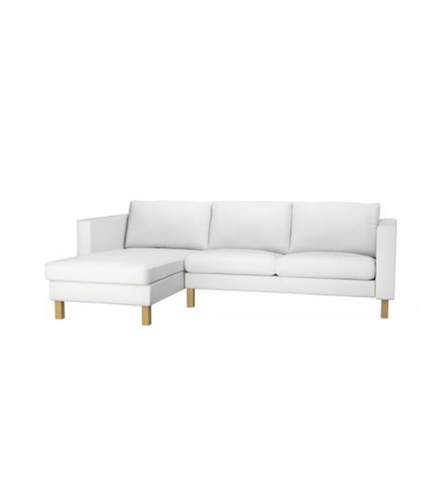 IKEA Karlstad Loveseat and Chaise