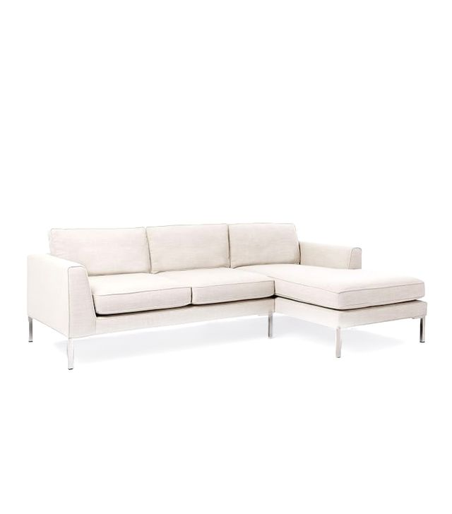 West Elm Marco 2-Piece Chaise Sectional